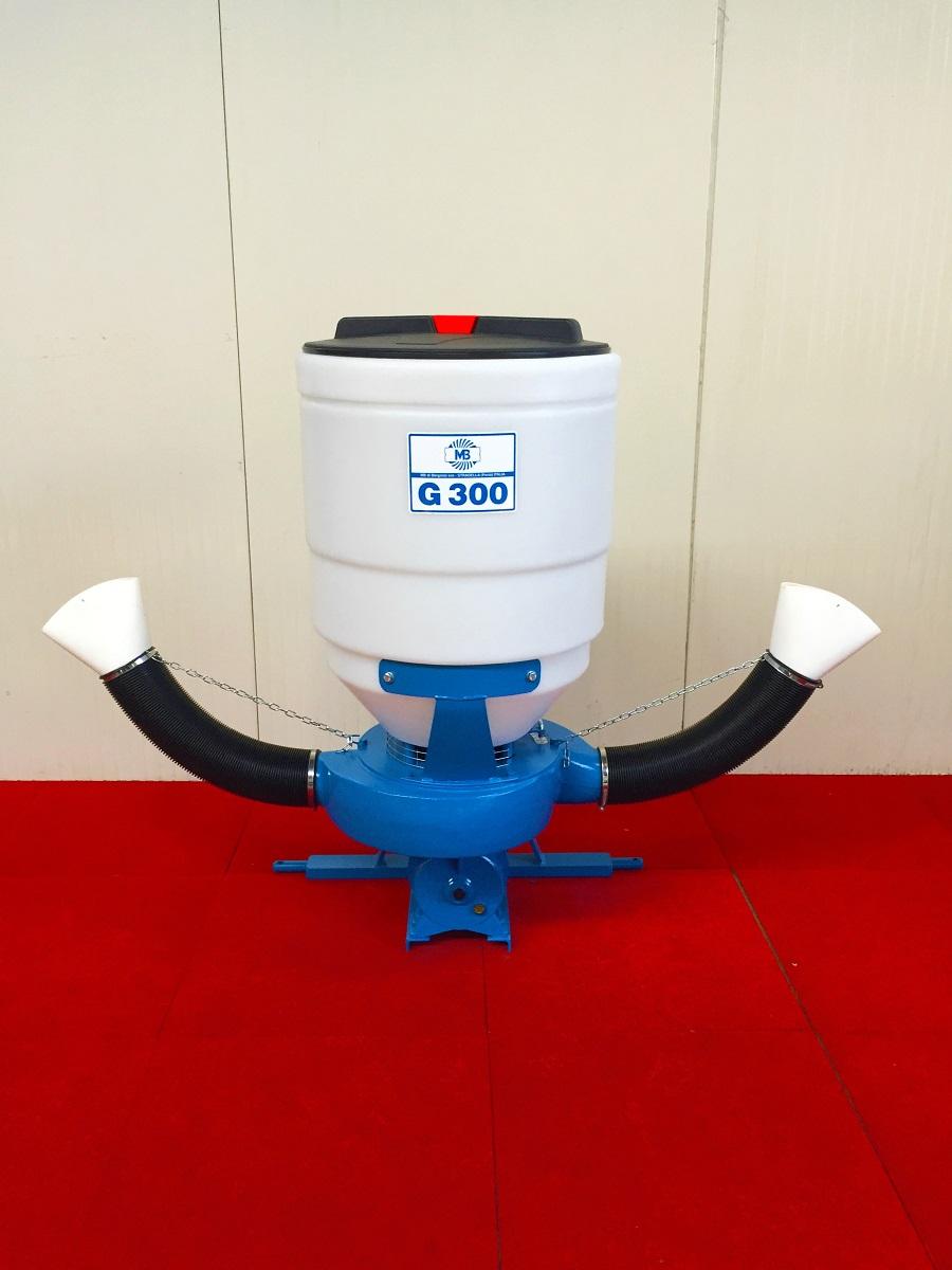 Impolveratore G300 (3) MB Bergonzi