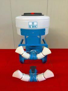 Impolveratore MB Bergonzi G304P Testata vigneti a tendone e ortaggi
