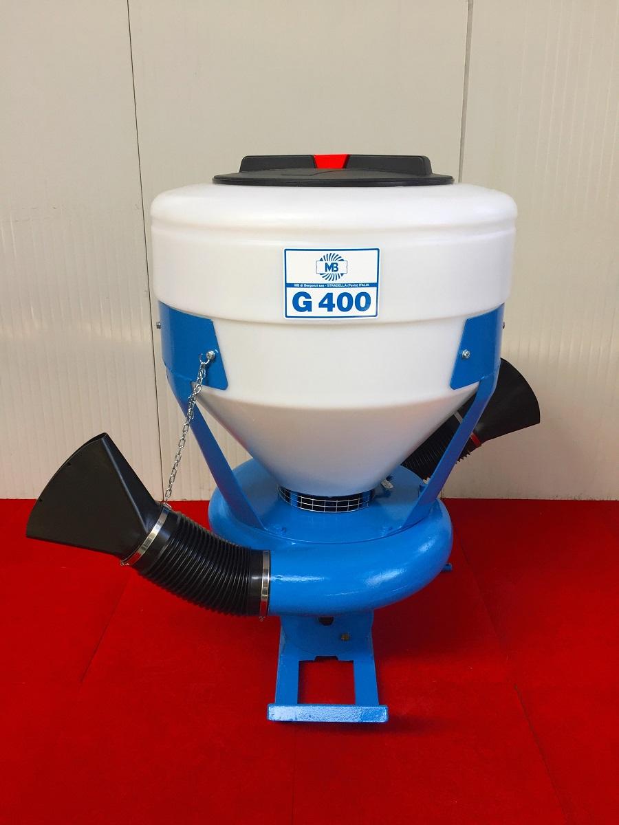 Impolveratore G400 (1) MB Bergonzi