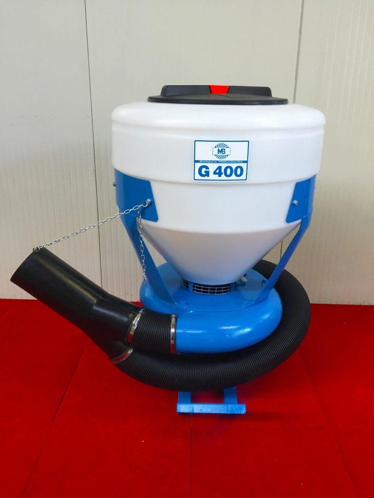 Impolveratore G400 CANNONE MB Bergonzi