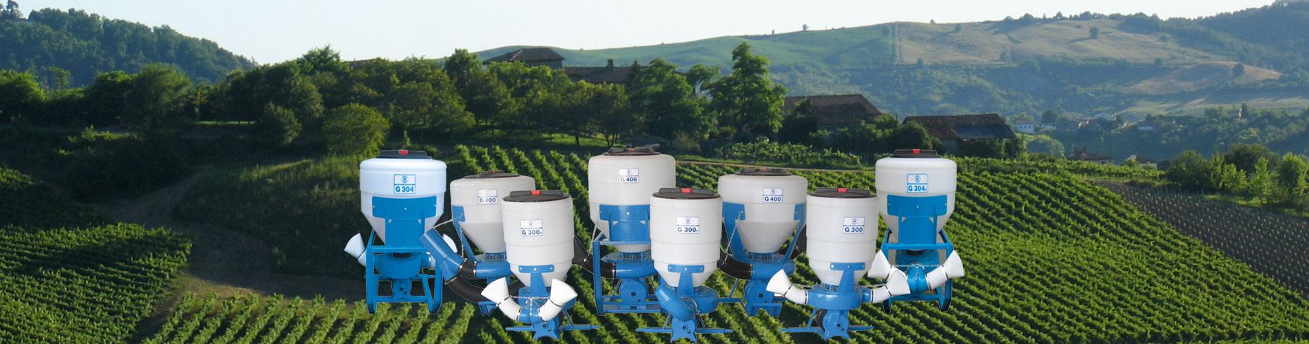 MB Bergonzi - Impolveratori per l'agricoltura
