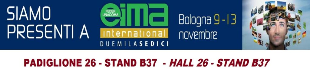 Eima International 2016 - MB Bergonzi Impolveratori